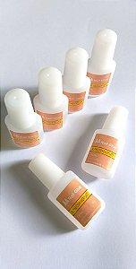 Cola para pedrarias AA nail glue c/ pincel 10 ml