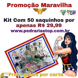 PROMOÇÃO MARAVILHA - 50 SAQUINHOS