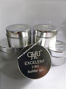 CHU JIE EXCELENTE 3 EM 1 C/ 15 GRAMAS