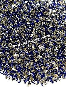 Lua para decoração azul bic 2x3 - Aprox. 100 unidades