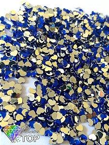 Coração azul bic 2,5mm - Aprox. 100 pcs