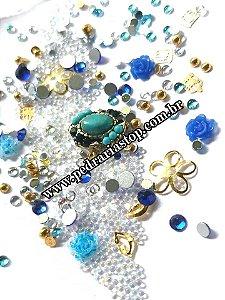 Combinação luxo Ref. 1004