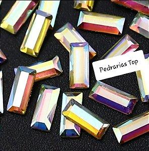 Retângulo furta cor 7x3 - 30 pçs