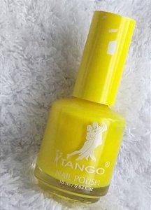 Esmalte Tango neon amarelo - Ref. 095
