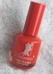 Esmalte Tango neon vermelho - Ref. 093