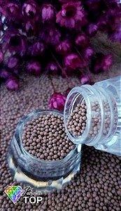 Caviar metal  rouse 1mm  c/ 5 gramas
