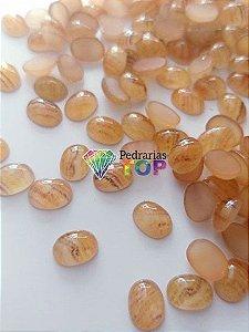Pedra marmorizada ref. 002 - 10 pçs