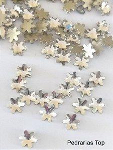 Cristais luxo para unha estrela - 10 pçs