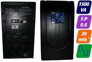 Nobreak G4 900Watts/1500VA 2 Baterias 8Ah