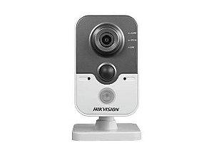 Camera Cubo IP HD 1080p IR 2,8mm 10m Hikivision