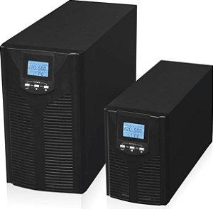 Nobreak G4 Dupla Conversão 2kVA 1,8kW E/S: 220Vca 6 Baterias Interna