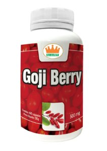 Goji Berry 500mg c/ 60 cápsulas