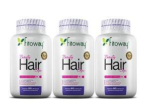 Beauty Hair Unhas e Cabelos 180 Cápsulas
