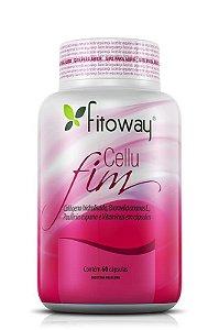 Cellufim Anticelulite 60 Cápsulas - Fitoway