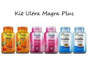 Kit Emagrecedor Ultra Magra® Plus