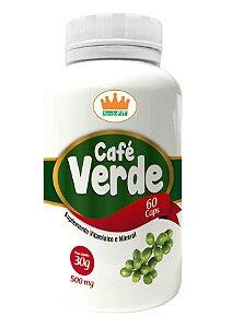 Café Verde 500mg c/ 60 Cápsulas - RF