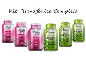 Kit Emagrecedor Termogênico® Completo