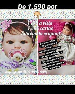 Carmela compre  somente no zap 011 9 4945 8841