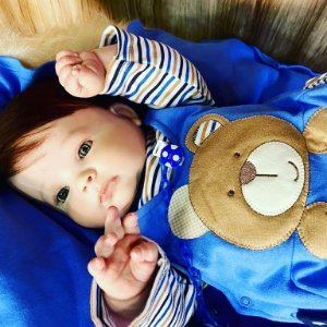 Aceito encomenda menino gorducho de azul valor somente no zap 011 9 4945 8841