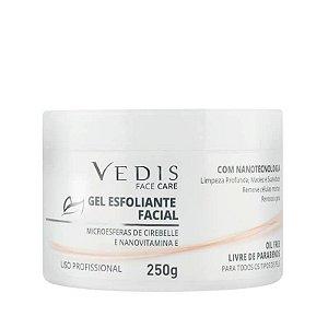 Gel Esfoliante Facial 250g - Vedis