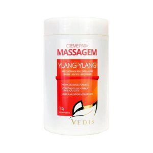 Creme para Massagem Ylang-Ylang Vedis - 1kg