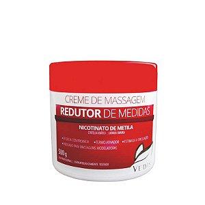 Creme Redutor de Medidas com Nicotinato de Metila 500g - Vedis