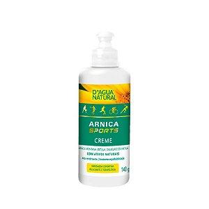 Creme de Massagem D'Água Natural Arnica Sports - 140g