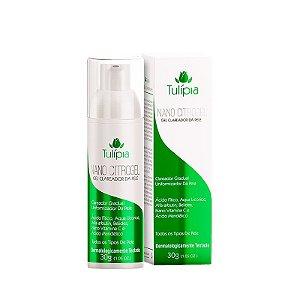 Gel Clareador para pele Nano Citrogel Tulípia - 30g