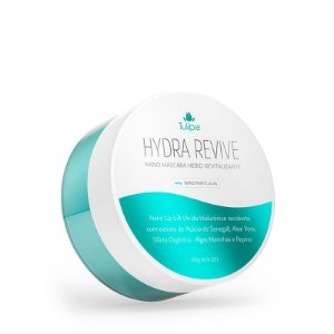 Máscara Nano Hidro-revitalizante Hydra Revive Tulípia - 200g