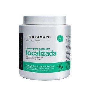 Creme de Massagem Localizada Hidramais Phytocafeil 1KG