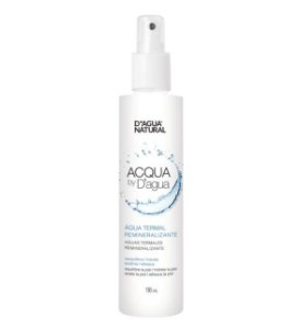 Água Termal Acqua By D'agua Natural 190ml