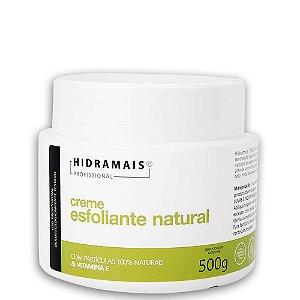 Creme Esfoliante Natural Hidramais com Vitamina E - 500g