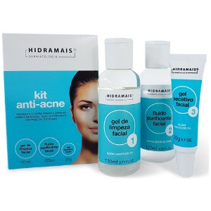 Kit Anti-Acne Hidramais