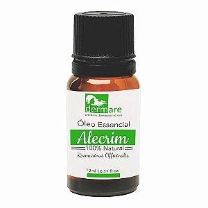 Óleo Essencial Alecrim Rosmarinus Officinalis Dermare 10 ml
