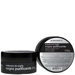 Mascara Purificante de Argila Negra Hidramais 200g