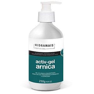 Gel Muscular De Contato Activ-gel Arnica Hidramais 250g