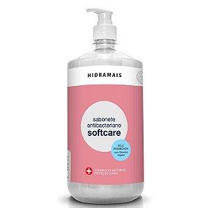 Sabonete Líquido Softcare Antibacteriano 400ml + 100ml Grátis Hidramais