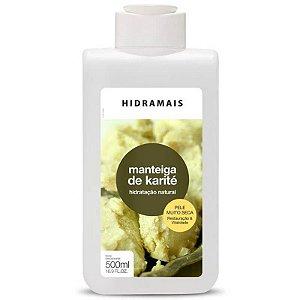 Loção Corporal Manteiga De Karité Hidramais 500ml