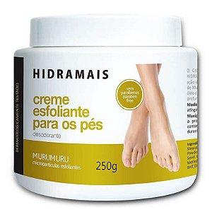 Creme Hidramais Murumuru Esfoliante Para Os Pés 250g