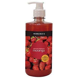 Sabonete Líquido Hidratante Morango Hidramais 500ml