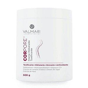 Creme Hidratante Tonificante Corpore 500g Valmari