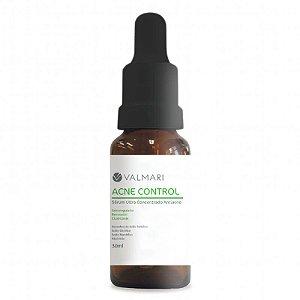 Sérum Ultra Concentrado Antiacne Acne Control 30ml Valmari