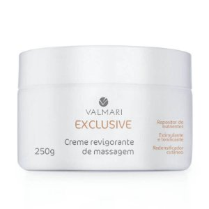 Creme Revigorante De Massagem Exclusive Valmari 250g
