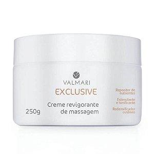 Creme Revigorante De Massagem Exclusive Valmari 250g