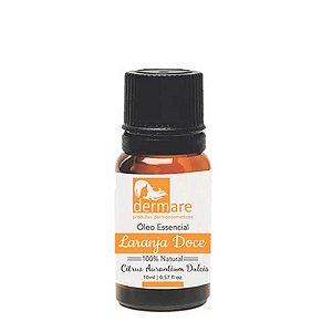 Óleo Essencial 100% Natural Laranja Doce 10ml Dermare