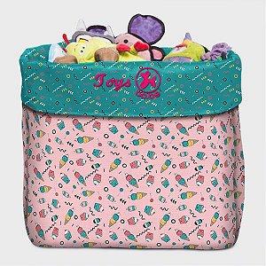 Caixa de Brinquedo Sorbet