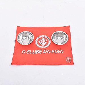 DUPLICADO - Jogo Americano Corinthians Escudo