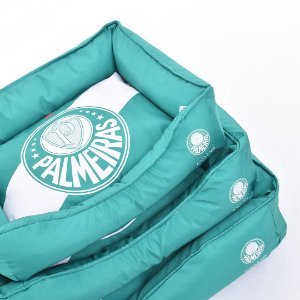 Cama Retangular Palmeiras Escudo