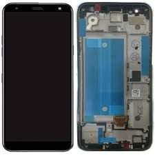 Tela Touch Screen Lcd Display Frontal LG X420 K12 K12+