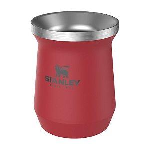 Cuia Térmica Matte Red 236ml - Stanley